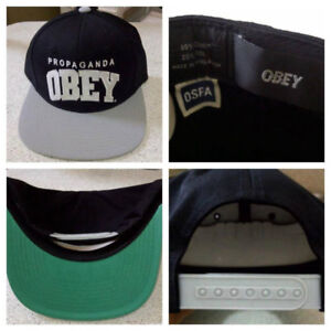 Propaganda OBEY Snap Back Hat