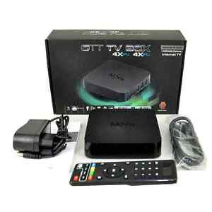 Brand New Android TV  Box. Watch movies shows n more free!