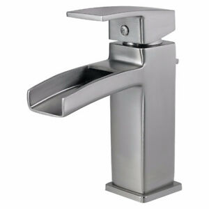 Pfister Kenzo Brushed Nickle taps