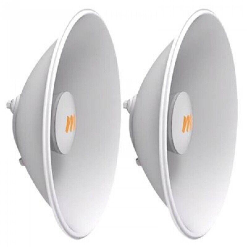 Mimosa 20 Dbi Gain Horn Antenna For C5x Radio (2-pack) (mimosa_n5-x20) > 37 Db