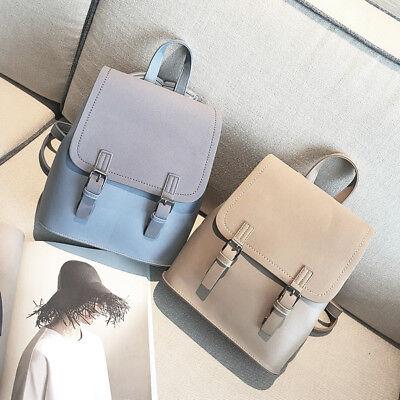 Multi-tasche Reißverschluss (Damen Rucksack Multi Tragbar Schultasche Umhängetasche Tasche )