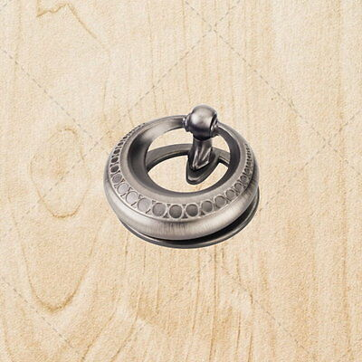 Cabinet Hardware Pendant Pulls ku976 Weathered Nickel 2