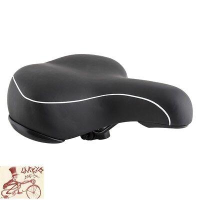 """Black Road Cloud-9 Gel Air Seat Cover Saddles 11X6.75/"""""""