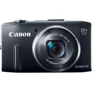 Canon PowerShot SX280 12MP Digital Camera with 20x Optical Image