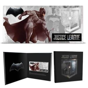 2018 Silver JL Justice League Batman Foil Bank Note