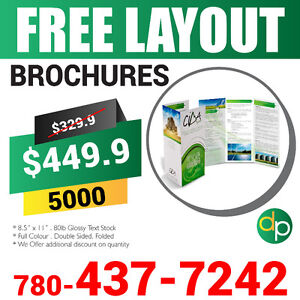 Amazing Sale, Printing Services, Flyers, Signs, Banners, Decals. Edmonton Edmonton Area image 2