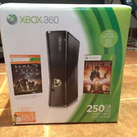 XBOX 360 KINECT + 8 GAMES + 1 REMOTE + 1 HEADSET