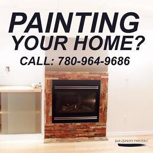 Fast Interior Painting! 780-964-9686