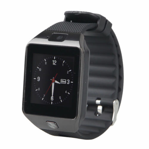 DZ09 Bluetooth Smart Watch Phone+ Camera SIM Card For Android IOS Phones Samsung