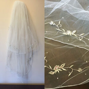 DESIGNER VEIL END OF THE YEAR SALE