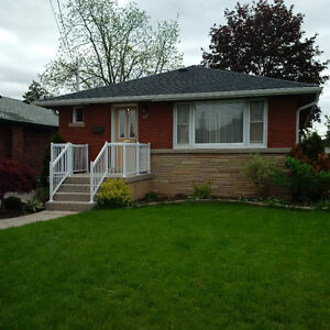 Updated 3+1 Bedroom Bungalow on West Mountain for Rent