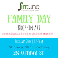 Family Day Drop-In Art