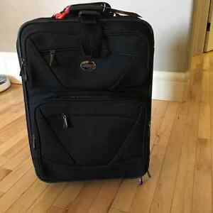 Standard size carry on suitcase/luggage