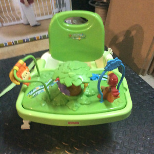 Siège d'appoint de Fisher Price Rainforest / Booster Seat