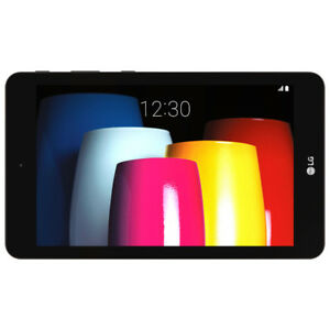 """LG G Pad 4.0 IV gpad tablet device Android 8""""  smart FHD"""