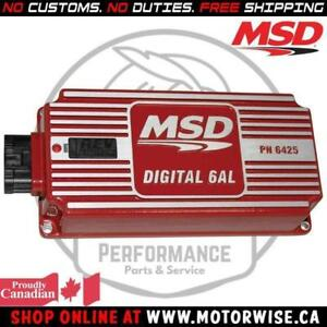 MSD 6AL Digital 6425 | Shop MSD online at www.motorwise.ca | Shop & Order MSD Ignition Parts Online at www.motorwise.ca