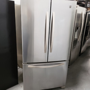 IRIA - Fridge Kenmore Stainless Steel - (647) 352-5008