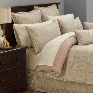 Venetian 17-Pc. Jacquard Bedroom Set - King NEW