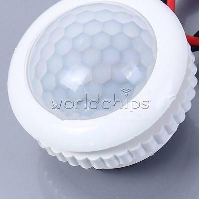 110 220v Pir Induction Light Control Ceiling Lamp Body Infrared Switch 50hz