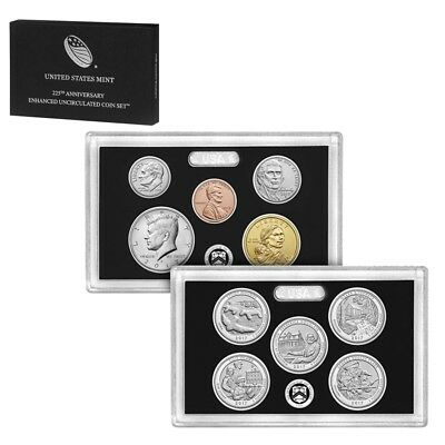 Sale Price - 2017-S US Mint 225th Anniversary Enhanced Uncirculated 10-Coin Set