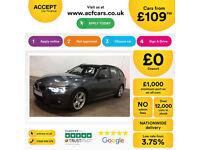 Mineral Grey BMW 335 3.0TD 4X4 Touring Auto 2016 d M Sport FROM £109 PER WEEK!
