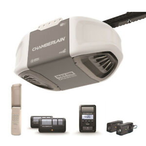 NEW! Chamberlin Wi-Fi Smartphone 1.25 HP Garage Door Opener