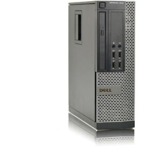 Dell Optiplex 7010  Computer Intel i5 8G with Monitor