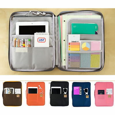 Multi Pouch for A4,iPad,Note,Pen / Tote Bag Organizer Ver 03 By Better (Best Notes For Ipad)