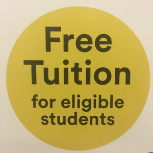 Free tuition. College Diploma, coop included!!!
