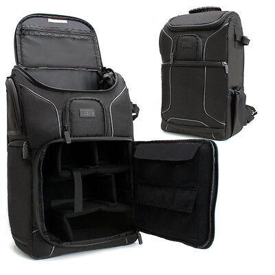 Professional Camera Backpack DSLR Photo Bag with Comfort Str