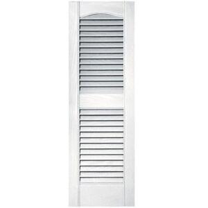 White Exterior Window Shutters- Brand new