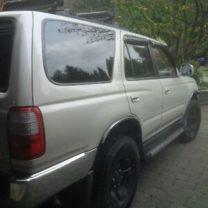 1998 Toyota 4Runner SUV, Crossover North Shore Greater Vancouver Area image 4