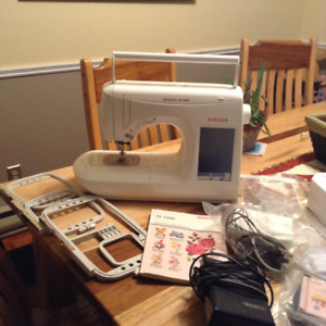 Singer Quantum XL 1000 Sewing/ Embroidery Machine