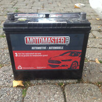 1 year old Car Battery (was for a 1991 Honda Civic Wagon)