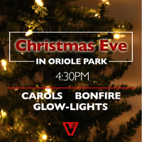 Christmas Eve In Oriole Park