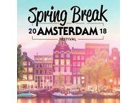 Spring Break Amsterdam Festival 2018