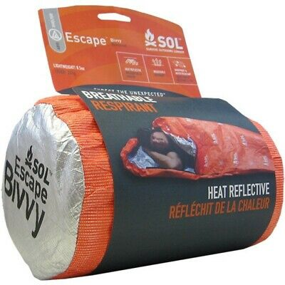 AMK SOL Escape Thermo Bivvy Survival Sleeper