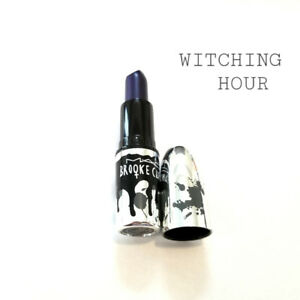"MAC MAKEUP/COSMETIC $15.00: MATTE LIPSTICK - ""WITCHING HOUR"""