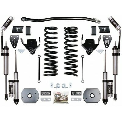 "ICON 2014- 2018 RAM 2500 4WD 4.5"" Suspension System Stage 2 Lift Kit"
