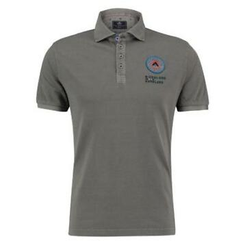 NZA New Zealand Auckland Polo Ahuroa Olive  -60%