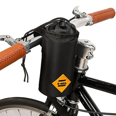 - Water Bottle Carrier Cover Insulation Bags Holder Strap Pouch for Bicycle Bike