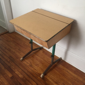 Vintage Student Desk, Perfect for Office workspace