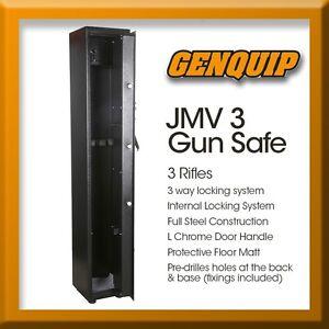 3 Gun Safe Heavy Duty A & B Category Braeside Kingston Area Preview