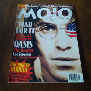 MOJO The Music Magazine, May 1996