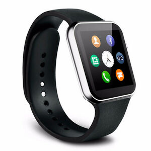 A9 Smartwatch for iOS and Android Phones