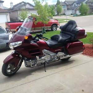 2009 GL 1800 Goldwing, 23391km  . best offer