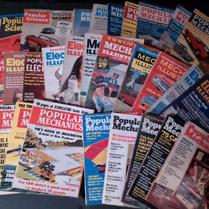 Popular Mechanics magazines Peterborough Peterborough Area image 3