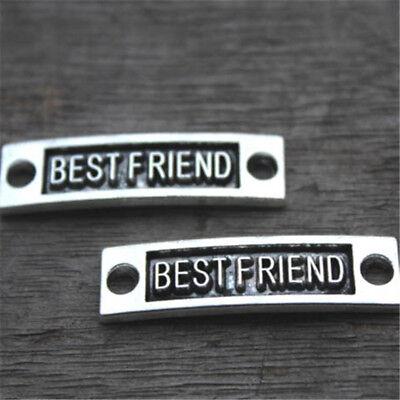 10PCS Best Friend Connector, Best Friend, gun-black tone (Best 10 Mm Guns)