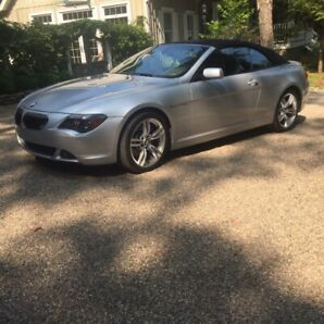 2004 BMW 645CI priced to sell