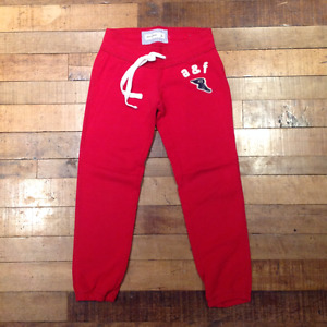 *LOT* Abercrombie girls track pants size small